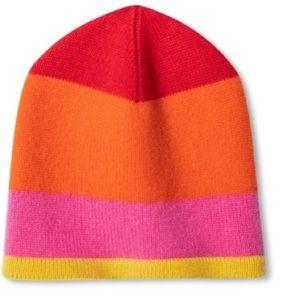 isaac mizrahi x target cashmere hat